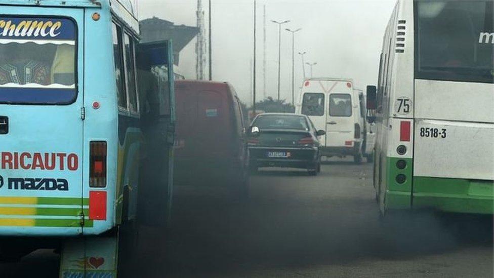 Avrupa için 'fazla kirli' yakıtlar Afrika'da satılıyor
