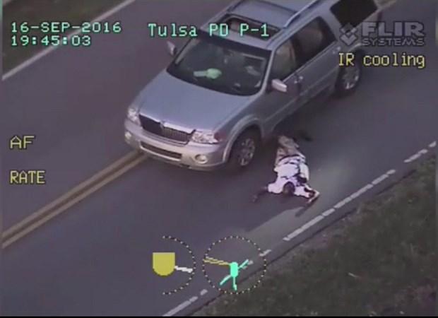 ABD'de bir siyahi daha polis tarafından öldürüldü
