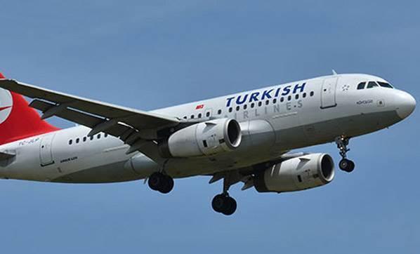Havada şok! Uçak geri döndü