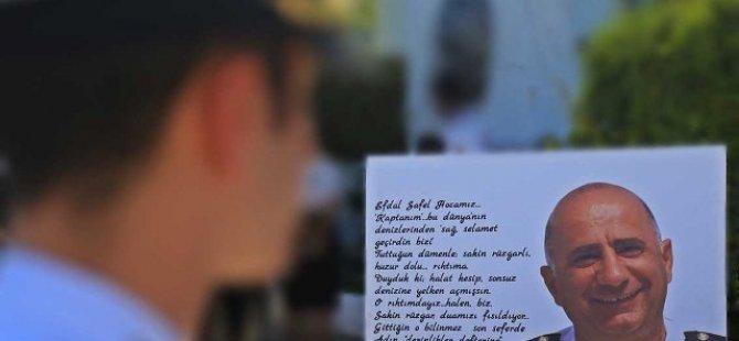 KAPTAN SON SEFERİNE UĞURLANDI!