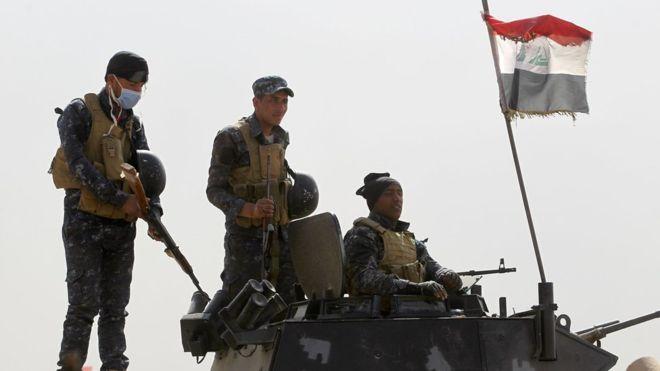 Pentagon: Musul'da önemli ilerleme kaydedildi