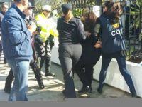 TUNÇTAŞLI: 3 POLİS YARALI ŞU AN HASTANEDE