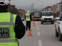 GİRNE'DE ASAYİŞ VE TRAFİK OPERASYONU!