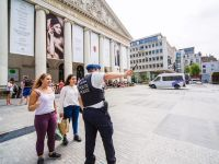 Brüksel Kriminoloji Enstitüsü'ne Bomba Atıldı