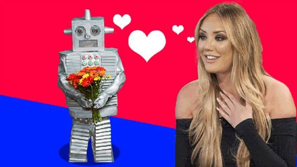 robotla cinsel ilişkiye girmek